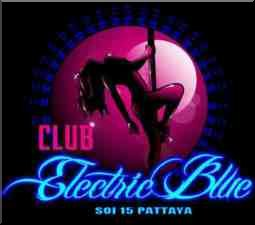 Club Electric Blue A Go-Go Pattaya
