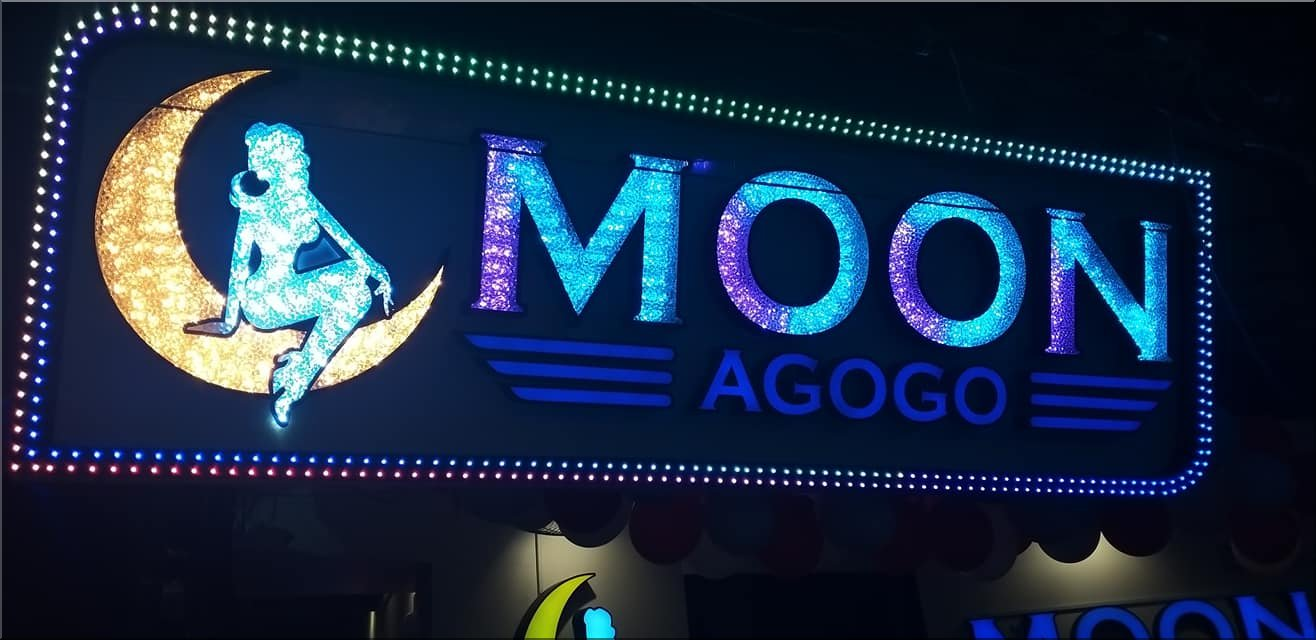 Moon A Go-Go Walking Street